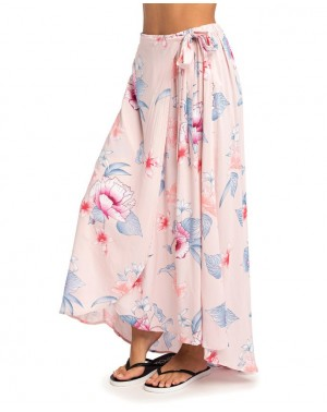 INFUSION FLOWER MAXI SKIRT