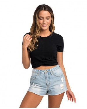 CRAFTED CROP TEE