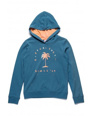 RC SURF HOODED FLEECE -...