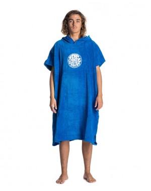 CHANGE PONCHO - NAUTICAL BLUE