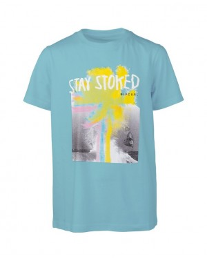 ROUND ACTION SS TEE