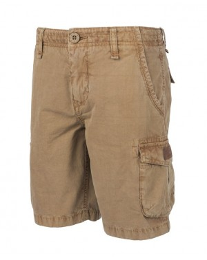 TRAIL WALKSHORT BOY - BROWN