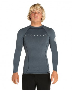 DAWN PATROL UV TEE LS