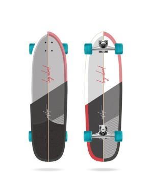 Sumatra 34x985x20 Surfskate Li