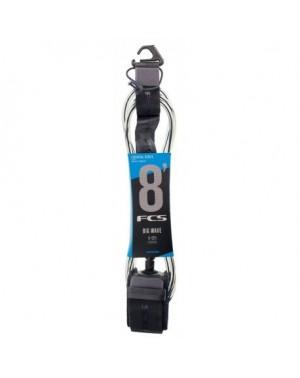FCS 8 Big Wave Leash (8mm)...