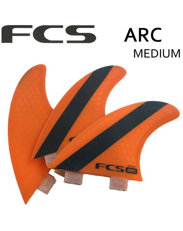 ARC Medium PC Tri Fin Set