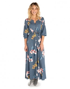 BEACH BELLA MAXI DRESS