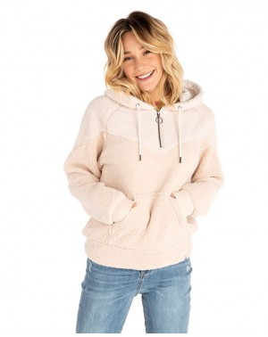 ISLAND HOODED POLAR FLEECE...