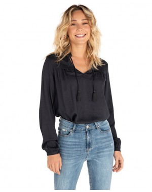 LOTUS LONG SLEEVE SHIRT -...