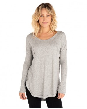 SALTED LONG SLEEVE TEE