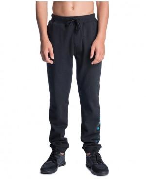 GRADIAN TRACK PANT BOY - BLACK