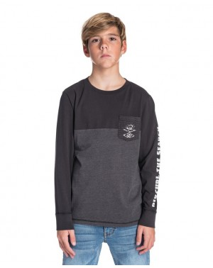 THE SEARCH LS TEE