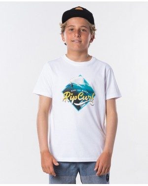 ACTION PHOTO SS TEE BOY