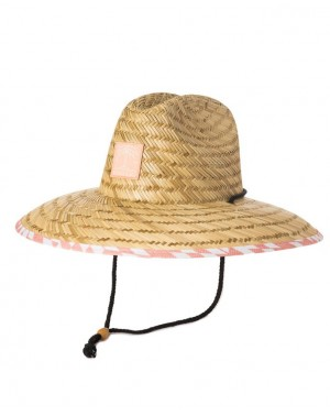 DEL SOUL STRAW HAT