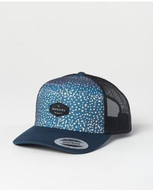 SQUAD TRUCKER CAP - NAVY