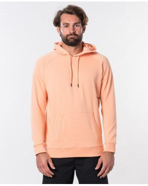 FONT FLEECE - Orange