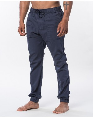 BEACH MISSION ELASTIC PANT