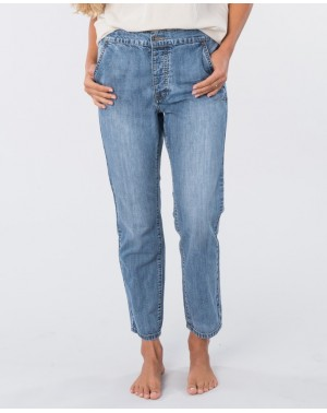 THE SEARCHERS DENIM PANT -...