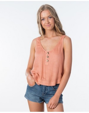 SUNRISE CAMI - PEACH