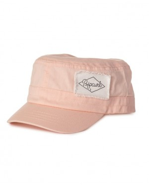 TEEN OUT TO SEA CAP - CORAL