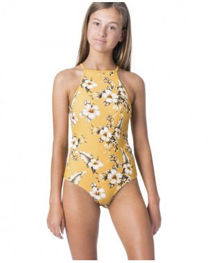 GIRL ISLAND TIME ONEPIECE -...