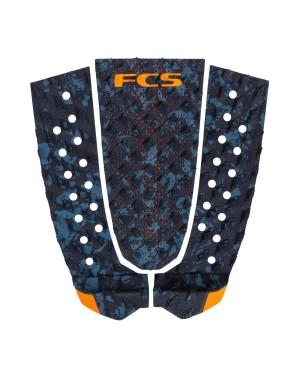 FCS T-3 Blue FleckOrange