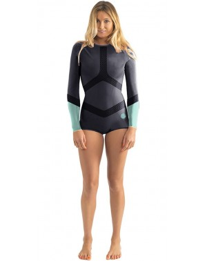 LSL BOYLEG UV SURFSUIT