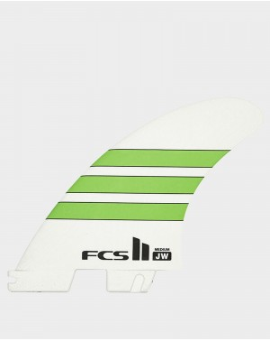FCS II JW PG Medium Tri Fins