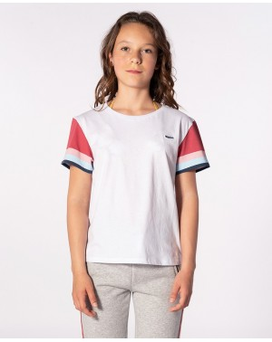 WENDY SS TEE - WHITE