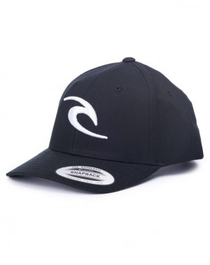 TEPAN BOY CAP - BLACK