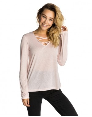 CRYSTAL LONG SLEEVE TEE