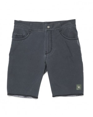 5 POCKET BOARDWALK - BLACK