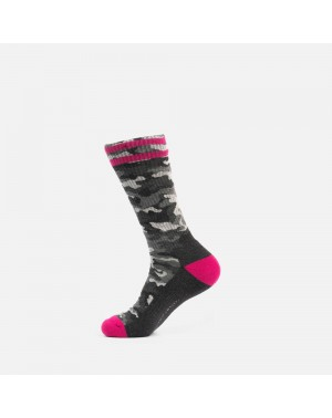 ATHLETIC GREY MILITARY SOX