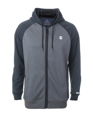 TRAIN VAPOR FLEECE
