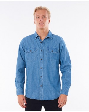 SEARCHERS DENIM LS SHIRT