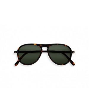I SUN Tortoise Green Lenses