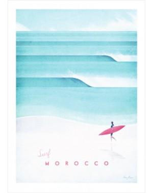 Surf Morocco 30X40