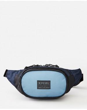 WAIST BAG COMBINE - BLUE