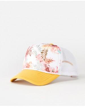 GOLDEN TRUCKER CAP - GIRL