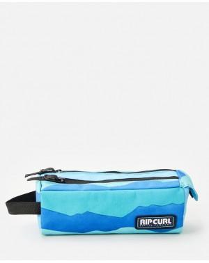 PENCILCASE2CPSURFREVI - BLUE