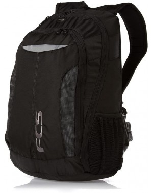 FCS IQ Backpack Black