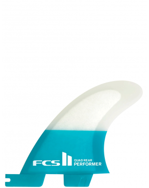 FCS II Performer PC Teal...