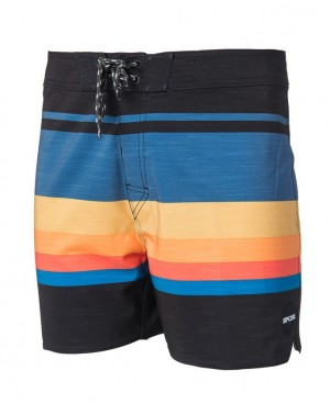 RETRO SECTOR 16 BOARDSHORT