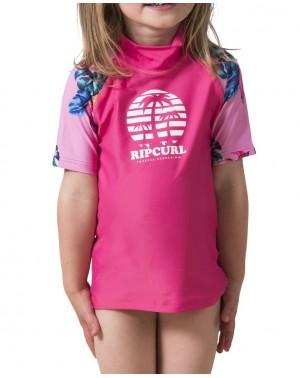 MINI GIRL TROPIX SSL LYCRA...