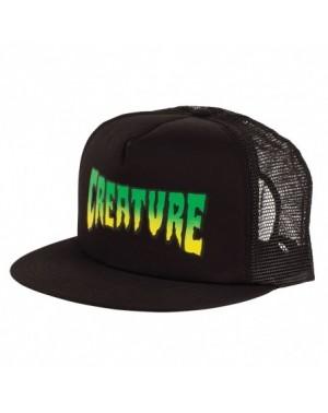 CREATURE CAP CREATURE LOGO...