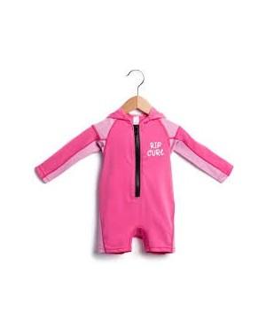 KIDS HOODED LS UV SPRI