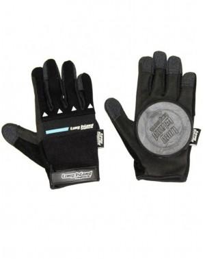 M - Slide Gloves Black Li