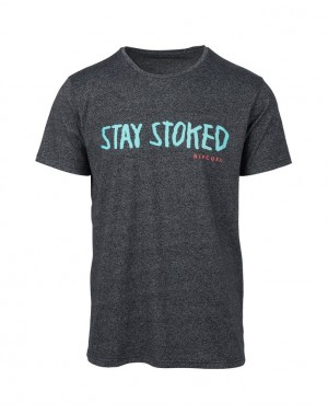 STAY STOKED SS TEE