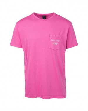SO AUTHENTIC SS TEE - PINK