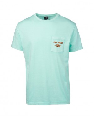 SO AUTHENTIC SS TEE - MINT